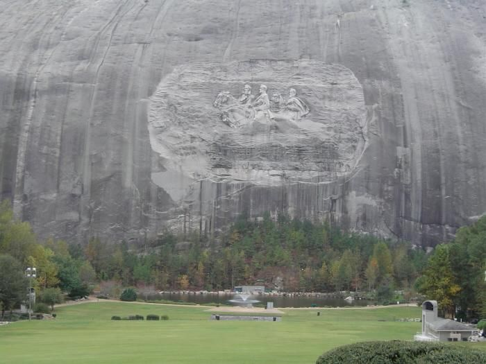 Stone Mountain Park - Atlanta, GA