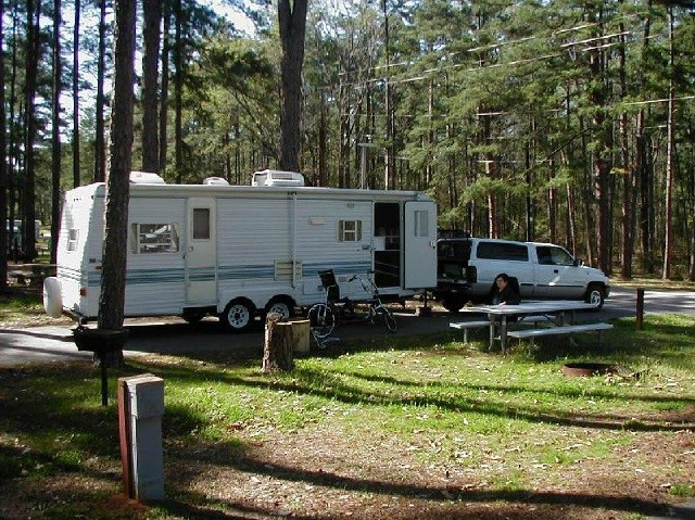 US Military Campgrounds And RV Parks Elliott Lake Recreation Area - Us military campgrounds and rv parks map