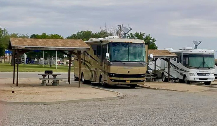 U S  Military Campgrounds and RV Parks - Volunteer Park