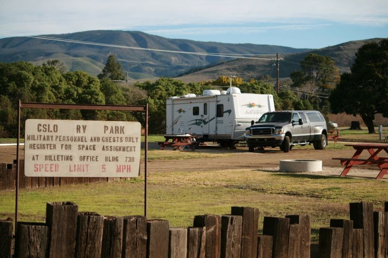 U S Military Campgrounds And Rv Parks Camp San Luis