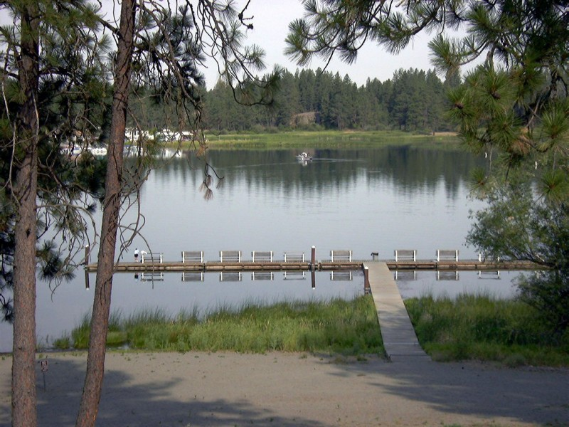 U s military campgrounds and rv parks clear lake for Clear lake fishing