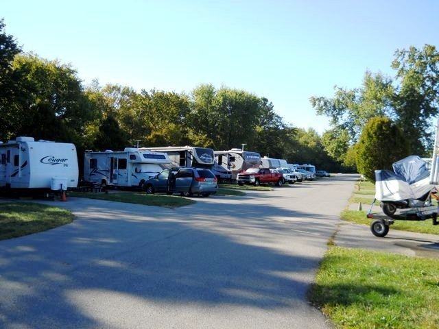 Us Military Campgrounds And Rv Parks Wright Patterson Afb Bass
