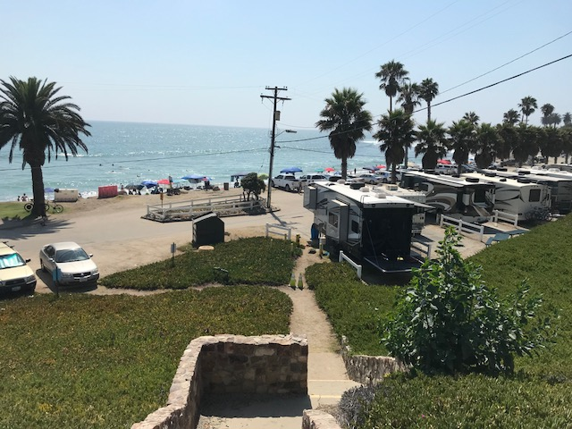 U S  Military Campgrounds and RV Parks - San Onofre