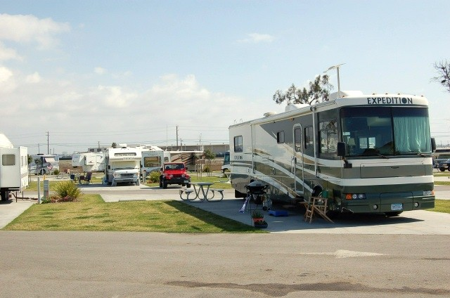 Seabreeze Rv Resort Seal Beach