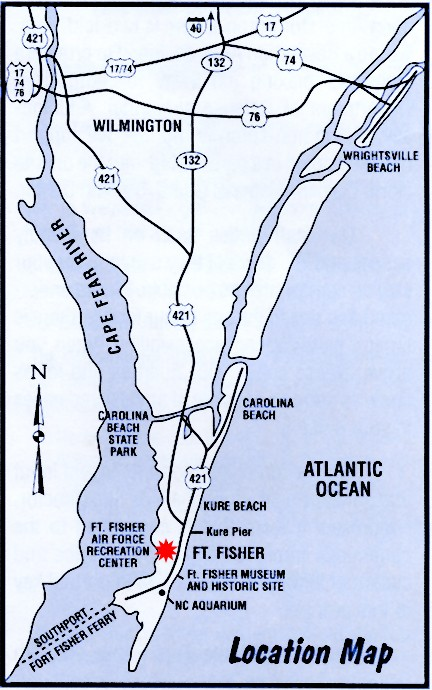 U S  Military Campgrounds and RV Parks - Fort Fisher Air