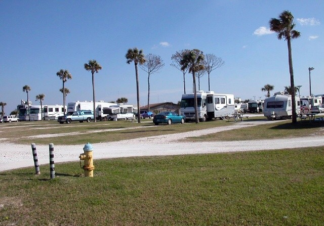 US Military Campgrounds And RV Parks Pelican Roost RV Park - Us military campgrounds and rv parks map