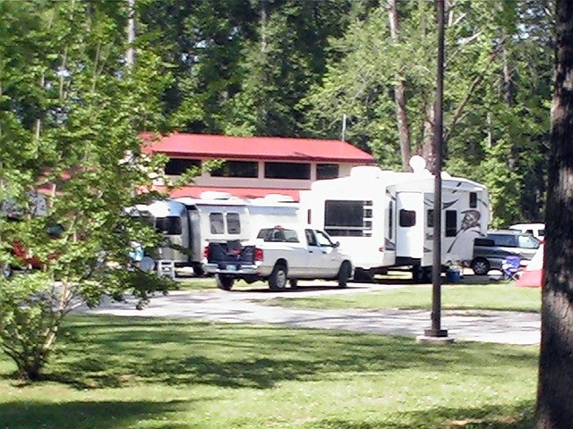 US Military Campgrounds And RV Parks Barksdale AFB FamCamp - Us military campgrounds and rv parks map