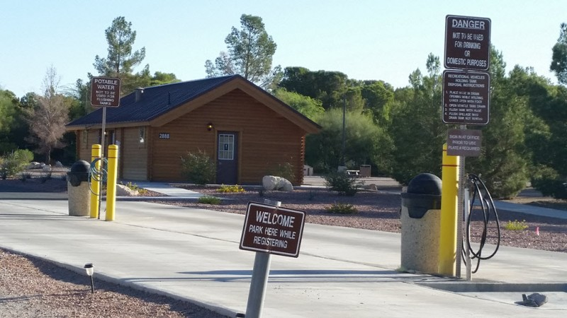 U S Military Campgrounds And Rv Parks Desert Eagle Rv Park
