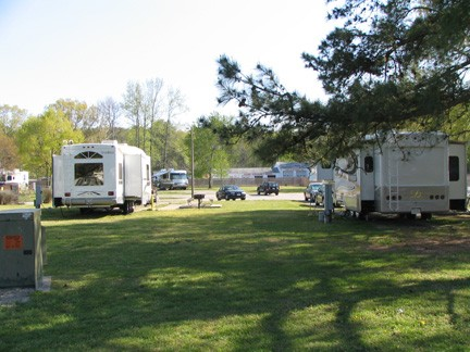 U S Military Campgrounds And Rv Parks Ocean Pines Rv Park