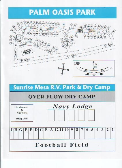 Military Campgrounds