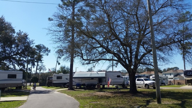 Shopping In Biloxi Ms >> U.S. Military Campgrounds and RV Parks - Keesler AFB FamCamp