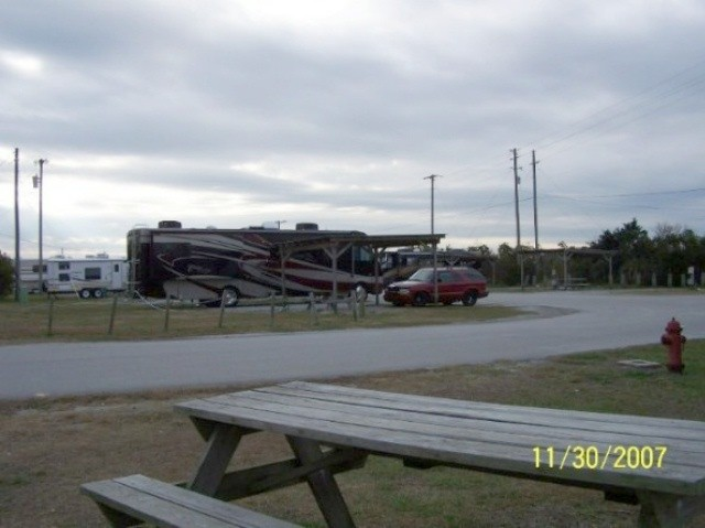 U S Military Campgrounds And Rv Parks Onslow Beach