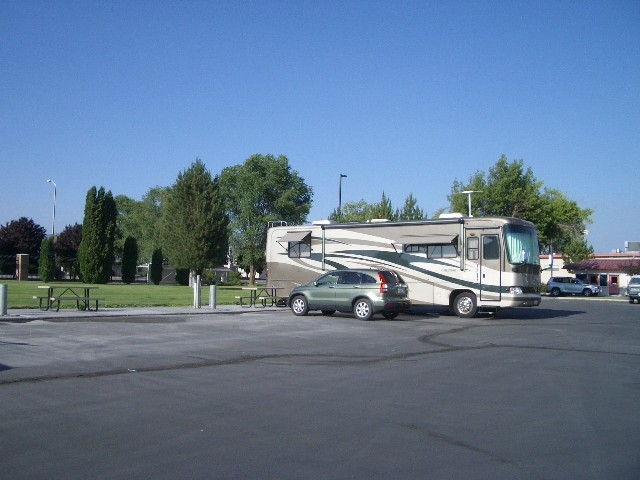 US Military Campgrounds And RV Parks Kingsley Campground - Us military campgrounds and rv parks map