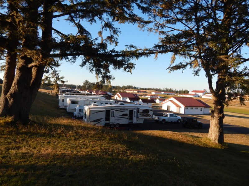 U.S. Military Campgrounds and RV Parks - Camp Rilea