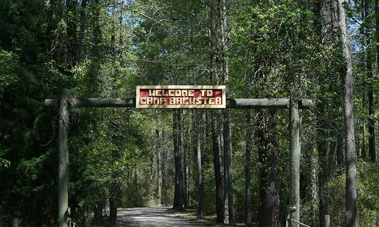 U S Military Campgrounds And Rv Parks Brewster