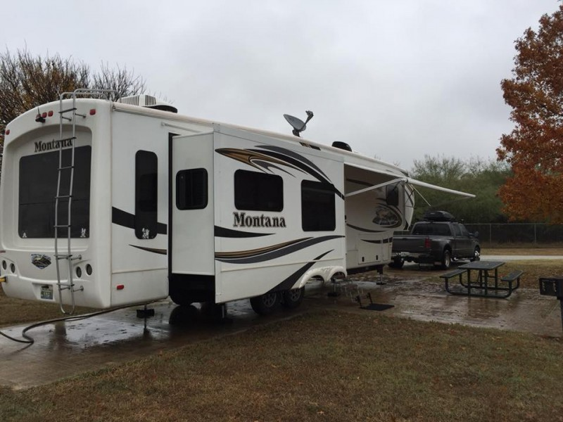 U S Military Campgrounds And Rv Parks Fort Sam Houston