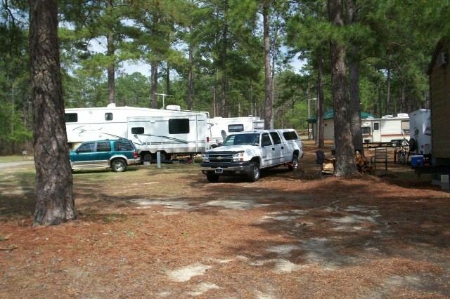 U S  Military Campgrounds and RV Parks - Weston Lake