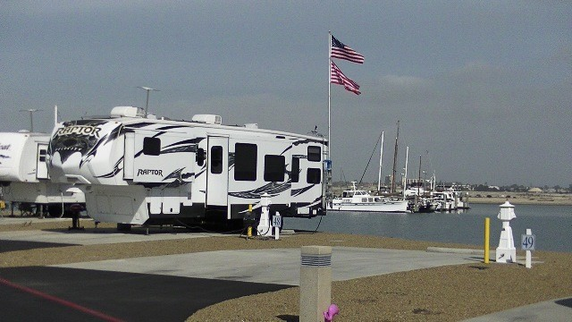 U S Military Campgrounds And Rv Parks Fiddler S Cove Rv