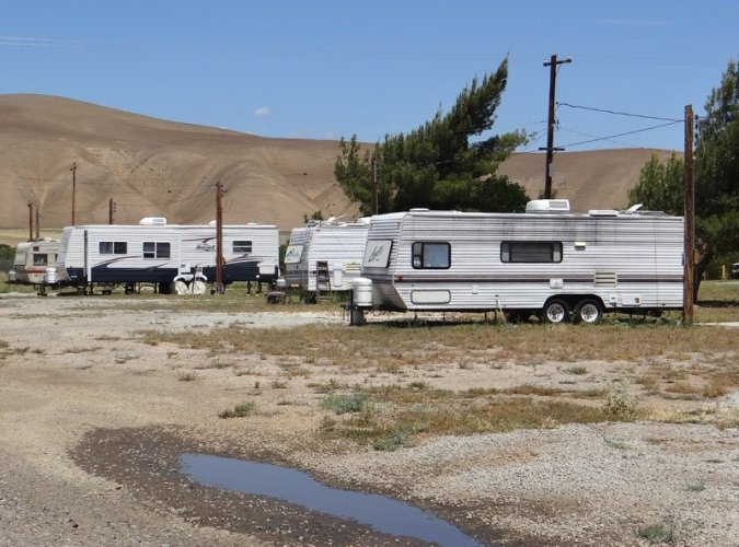 Camp Roberts campground