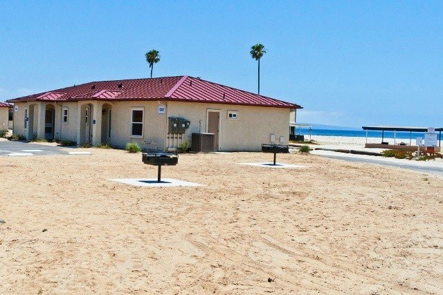 U S Military Campgrounds And Rv Parks North Island Beach Cottages
