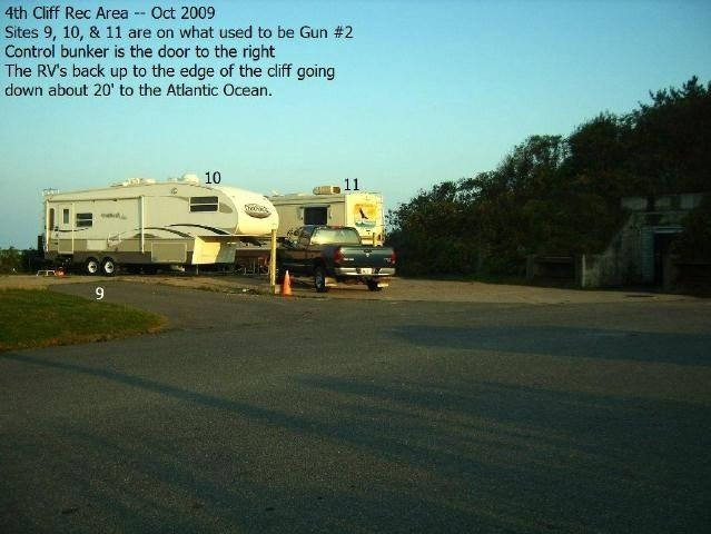 U S  Military Campgrounds and RV Parks - Fourth Cliff
