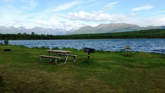 U S Military Campgrounds And Rv Parks Otter Lake