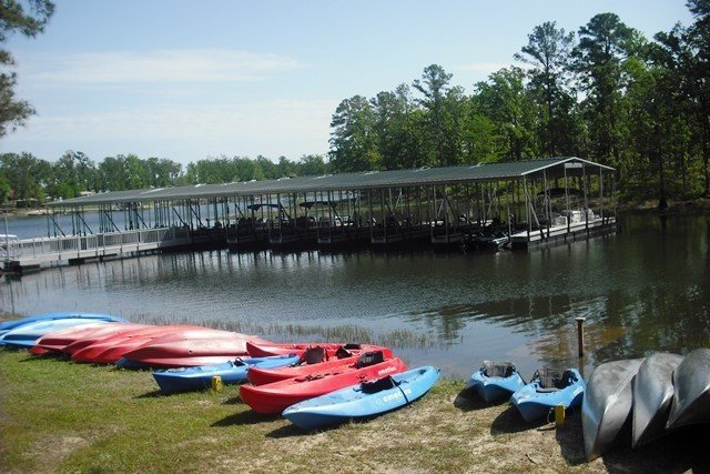 U.S. Military Campgrounds and RV Parks - Toledo Bend ...