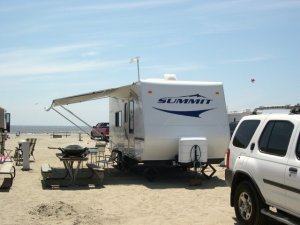Del Mar Beach Cottages and Campsites