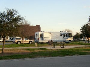 Fort Sam Houston RV Park