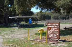 Pine Canyon Campground