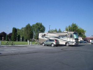 Kingsley Campground