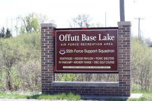 Offutt AFB Base Lake FamCamp