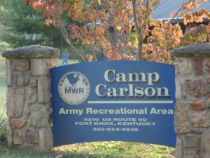 Camp Carlson Recreation Area