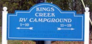 Kings Creek RV Campground