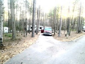 Dobbins Lakeside Campground