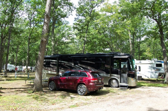 Camp Grayling RV Park