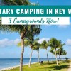 Military Key West Camping: 3 Campgrounds (Sigsbee, Trumbo Point, and Truman Annex)