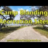 Driving Tour of Camp Blanding Recreation Sites, Starke, FL