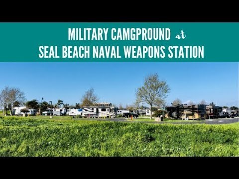 Sea Breeze RV Park - Military Campground in Southern California