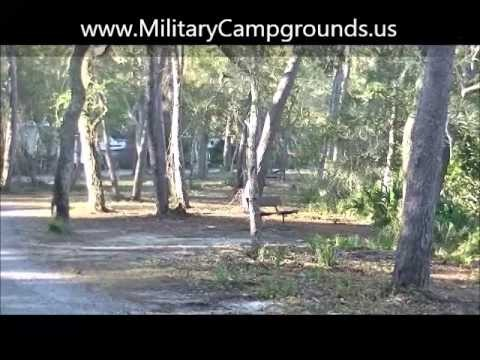 Video Tour of Raptor Ranch FamCamp at Tyndall AFB. FL