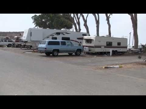 RV'ing: USMC San Onofre Beach Upper Terrace 3