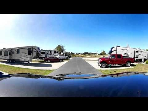 360 Video of SeaBreeze RV Resort, CA