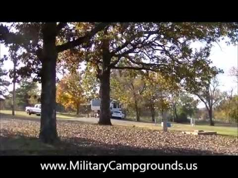 Video Tour of Fort Chaffee RV Park, AR