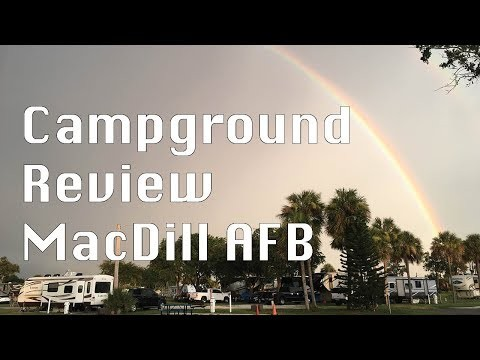 MacDill AFB Campground Review