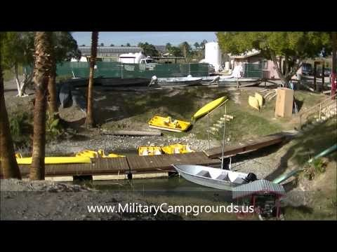 Video Tour of Lake Martinez MCAS Military Camp