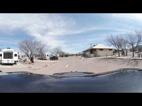 360 Video Tour of Apache Flats RV Park, AZ