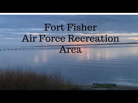 Ft Fisher Air Force Recreation Area