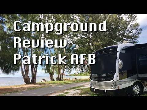 Patrick AFB Campground Review