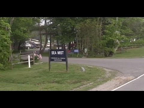 RV'ing: Sea Mist Military RV Campground, Dam Neck VA 23461