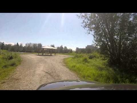 Video Tour of Chena Cove Campground, AK